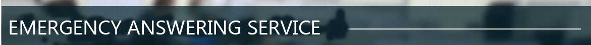 Emergency Answering Service